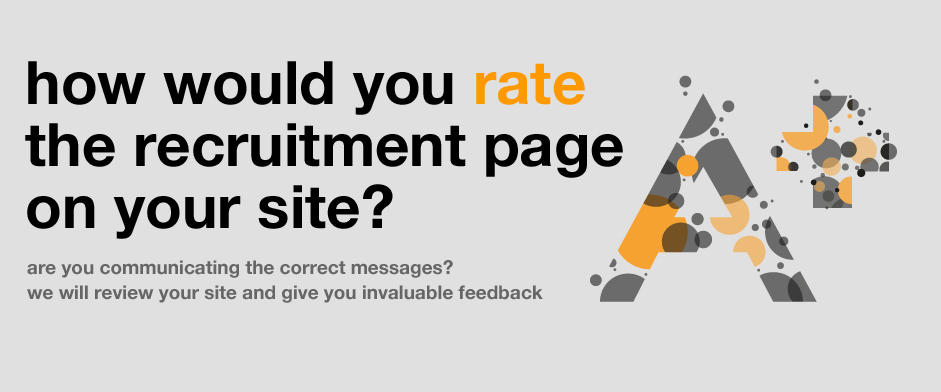 Website recruitment review